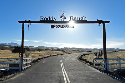 The front entrance of the Roddy Ranch Golf Club in Antioch, Calif., on Sunday, Aug. 7, 2016. The golf course is expected to close sometime this week. (Jose Carlos Fajardo/Bay Area News Group)