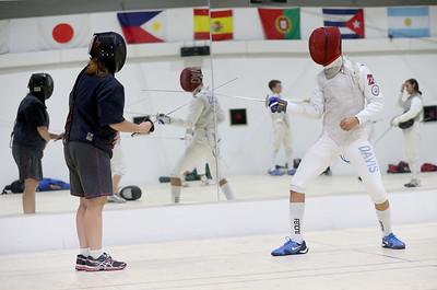 MTEAM Fencing in El Cerrito