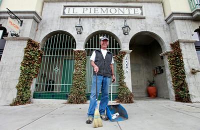 Michael Lyton, Hometown Hero, Piedmont Avenue.