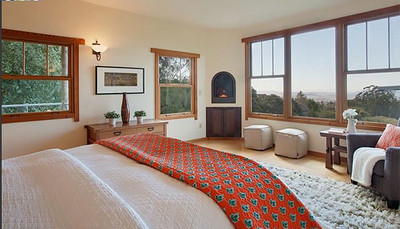Gov. Jerry Brown is selling his Oakland hills home for $2,595,000. (Redfin)
