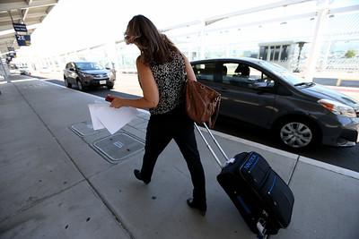 Oakland International Airport Ridesharing Program