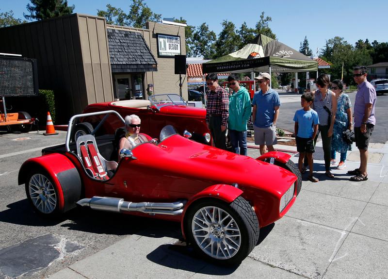 Saratoga Classic Car Show Celebrates Th Annual Event BANGPhotos - Bay area car shows this weekend