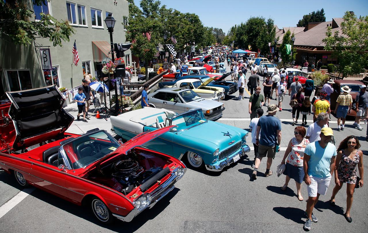Saratoga Classic Car Show Celebrates 7th Annual Event Bangphotos