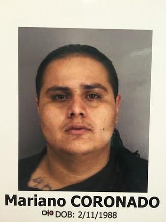 Suspected Nortenos gang members arrested