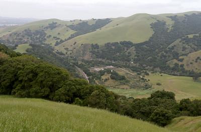 Vargas Plateau Regional Park Fremont