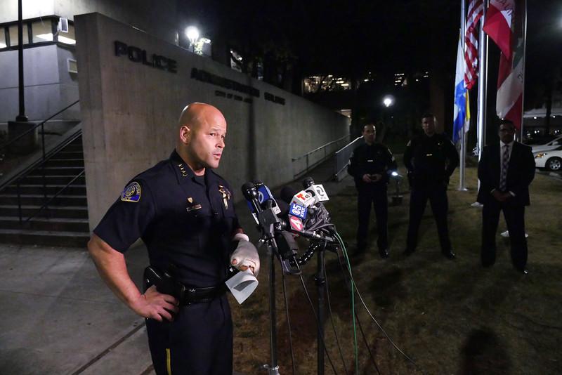 Veteran San Jose police motorcycle officer killed - BANGPhotos
