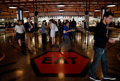 Valley tech firms aiming for SF-like experience