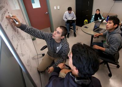 Computer sciences in Salinas school