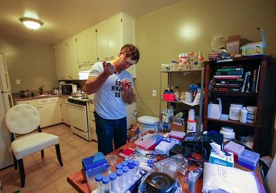 DIY SCIENCE LAB AT HOME
