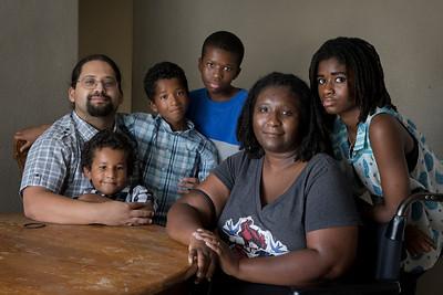 Wishbook 2015: Montoya Family, Unity Care Group