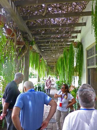 Larco Courtyard