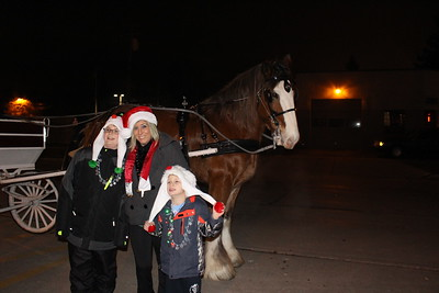 02-05-2015 Christmas Horse Ride