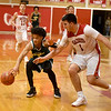 Sports. Boys Basketball Saugus vs Classical 5