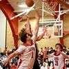 Sports. Boys Basketball Saugus vs Classical 3