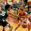 Sports. Boys Basketball Saugus vs Classical 7
