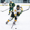2 9 19 Matignon at Bishop Fenwick boys hockey 3