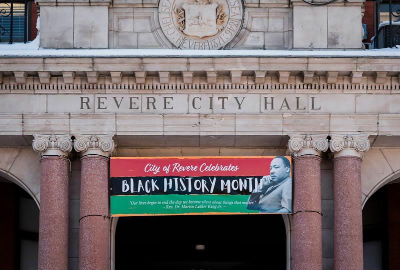 2 10 21 Revere Black History Month banner 2