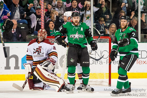 02-11-17 Texas Stars vs Tucson Roadrunners