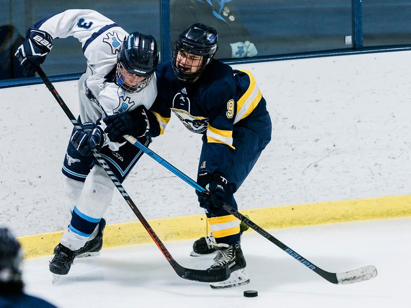 2 14 20 Nashoba at Peabody boys hockey 14