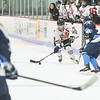 Marblehead V Peabody girls hockey 12