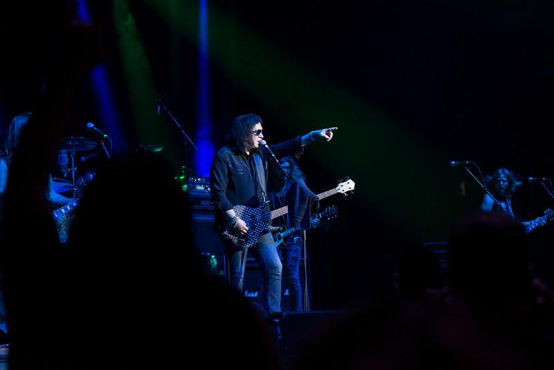 Gene Simmons concert 1
