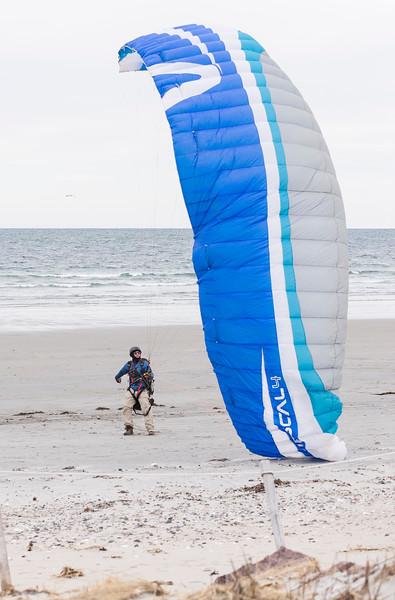 Nahant paraglider 7