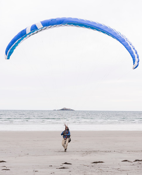Nahant paraglider 3