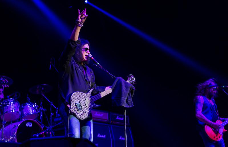 Gene Simmons concert 7