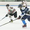 Marblehead V Peabody girls hockey 10