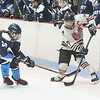 Marblehead V Peabody girls hockey 11
