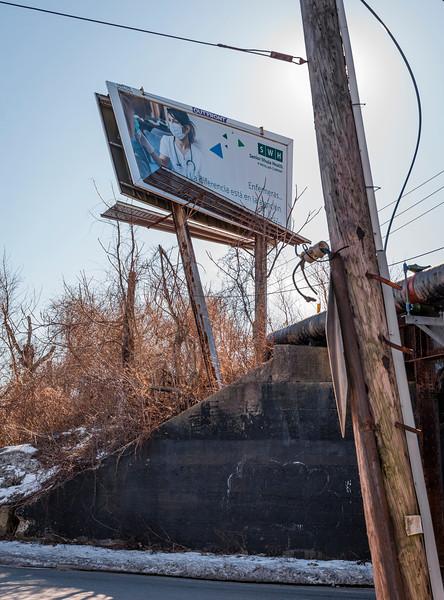2 17 21 Lynn damaged billboard 4