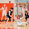 2 18 21 Peabody at Saugus boys basketball 12