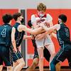 2 18 21 Peabody at Saugus boys basketball 2