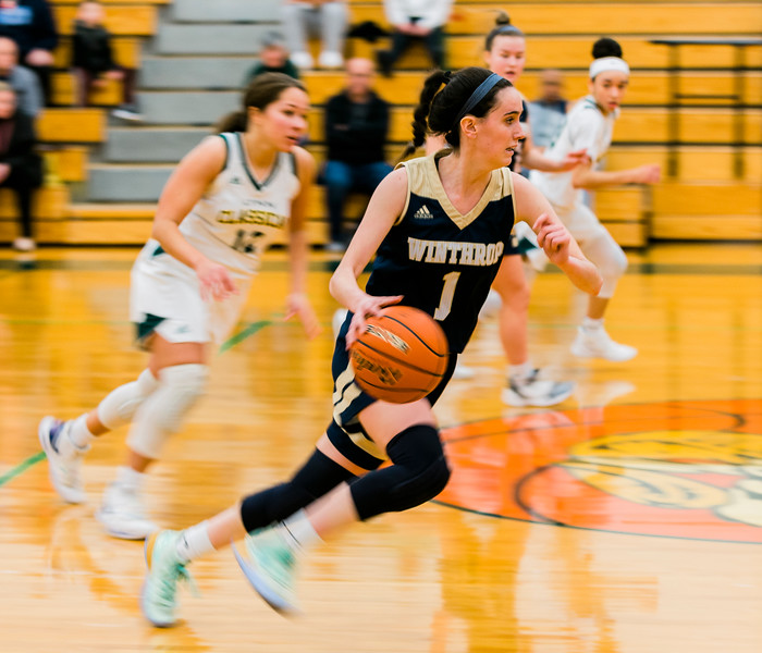 2 20 20 Winthrop at Lynn Classical girls basketball 10