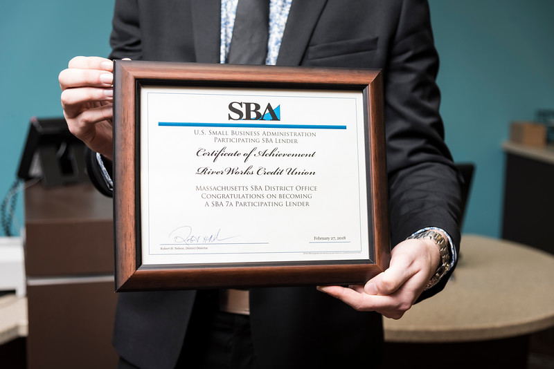 RiverWorks CU partners with SBA 1