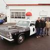 2 5 21 Saugus old police car restoration
