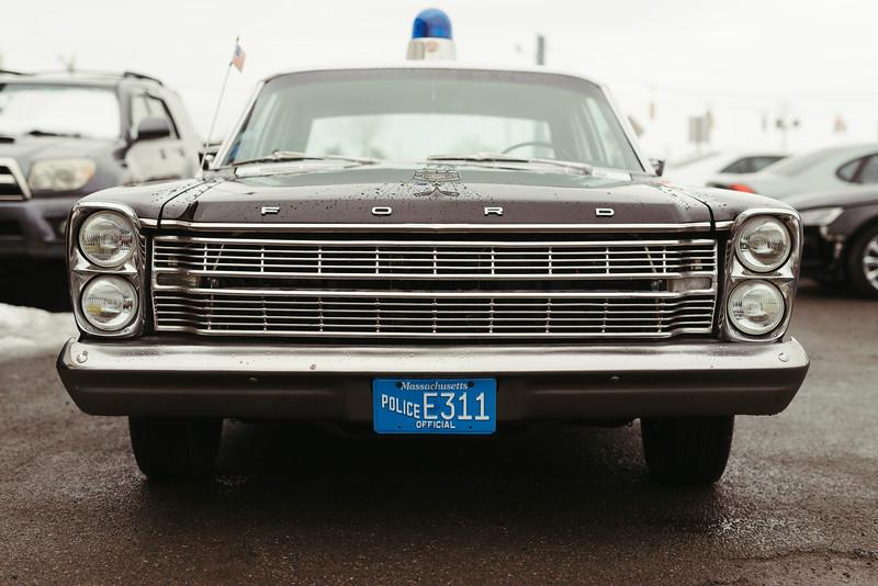 2 5 21 Saugus old police car restoration 20
