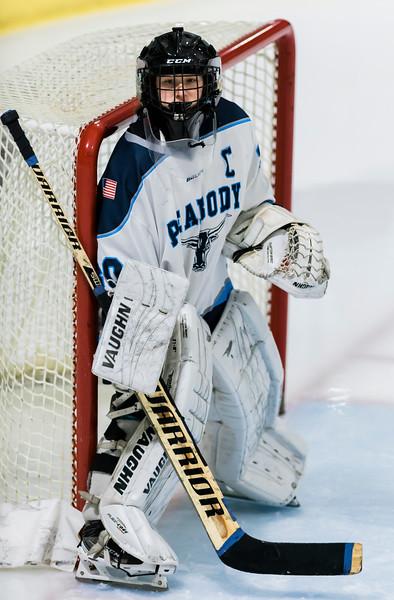2 8 20 Beverly at Peabody Lynnfield girls hockey 4