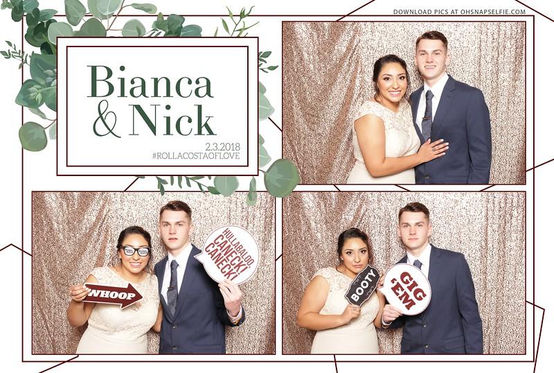 020318 - Bianca + Nick