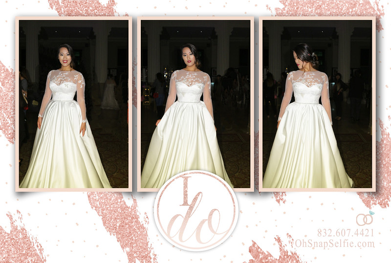 020818 - I Do! Soiree - Weddings in Houston - Mirror Booth