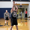 Sam Buckner for Shaw Media.<br /> Ashley Nelson of DeKalb shoots a free throw during the 4A regional game against Glenbard North on Monday, Feb. 13, 2017 at James B. Conant High School in Hoffman Estates.