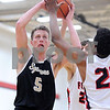 Sycamore at Yorkville boys varsity basketball