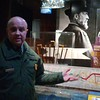 Betsy Scott — The News-Herald <br> James A. Garfield National Historic Site Manager Todd Arrington shares some special attractions at the president's Mentor home and the visitor's center in preparation for President's Day.