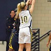 Paul DiCicco - The News-Herald<br /> Wickliffe's Ana Stjepanovic shooting a jump shot from the foul line.