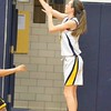 Paul DiCicco - The News-Herald<br /> Wickliffe's Mary Burkett  shooting a jump-shot from just inside the arc.