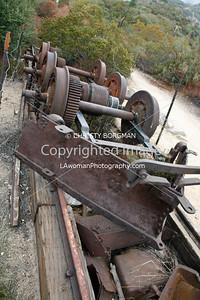 Mount Lowe Railway remnants