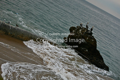 Pacific Ocean, Malibu