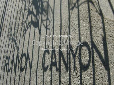 Runyon Canyon- Vista entrance.