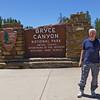 BG at Bryce Sign