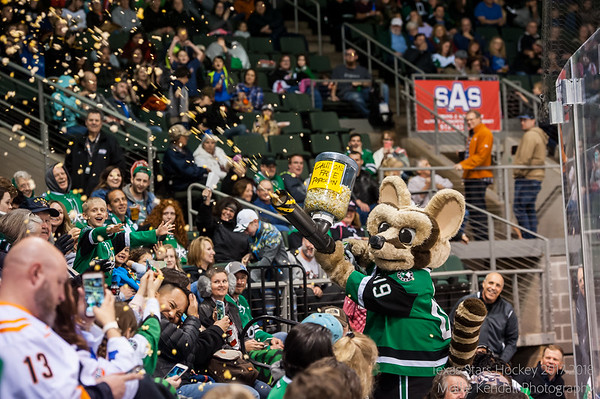 03-03-18 Texas Stars vs Chicago Wolves